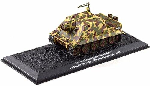 (Deagostini 1/72 Combat Tank Collection Sturmmorserwagen