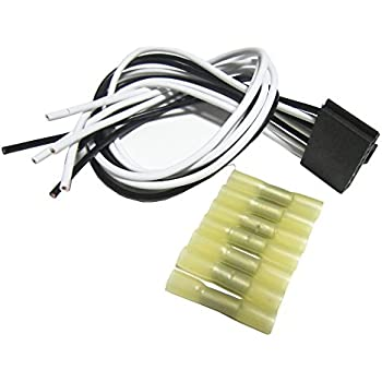 41gfHqRAdQL._SL500_AC_SS350_ amazon com standard motor products s 916 hvac blower motor 7-wire blower motor resistor harness at bayanpartner.co