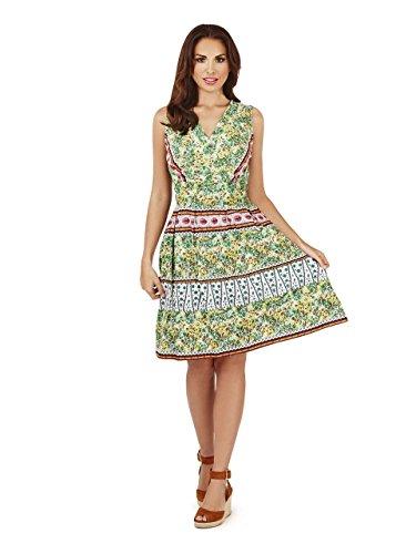 Pistachio - Vestido - para mujer Verde