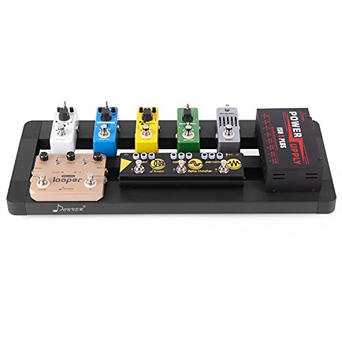 donner guitar pedal board case db 4 disassembled pedalboard with bag buy online in uae. Black Bedroom Furniture Sets. Home Design Ideas
