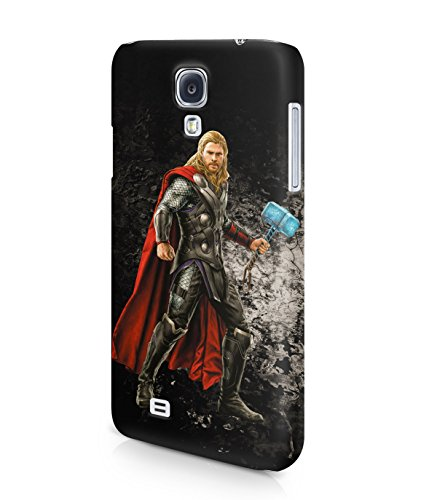 Thor God Of Thunder The Avengers Superhero Grunge Plastic Snap-On Case Cover Shell For Samsung Galaxy S4