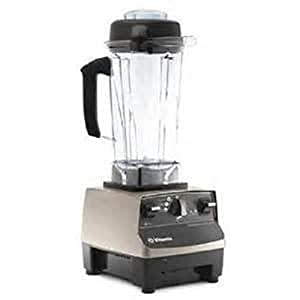 Vitamix 6300: Featuring 3 Pre-Programmed Settings, Variable Speed Control, and Pulse Function . Includes Savor Recipes Book , DVD and Spatula. (PLATINUM)