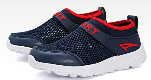 Toddle//Little Kid//Big Kid TOOSBUY Boys//Girls Lightweight Tennis Trail Walking Running Shoes