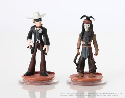 DISNEY INFINITY Play Set Pack - Lone Ranger Play Set
