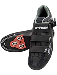 Strada 200 Dual Cleat Compatible Road Touring Cycling Spinning Shoe with Buckle