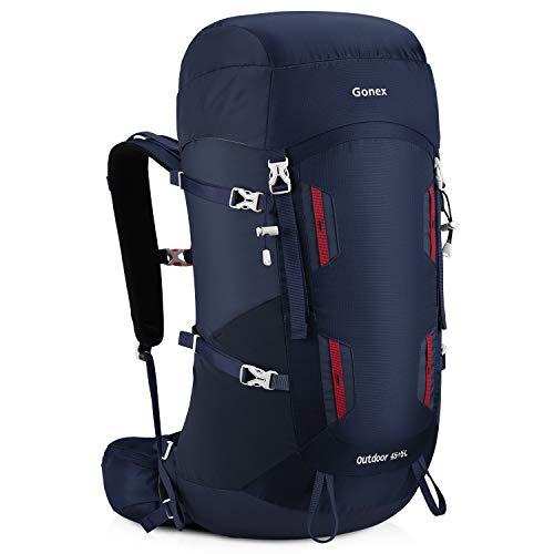 eea80bac73 Gonex 45+5L Hiking Backpack