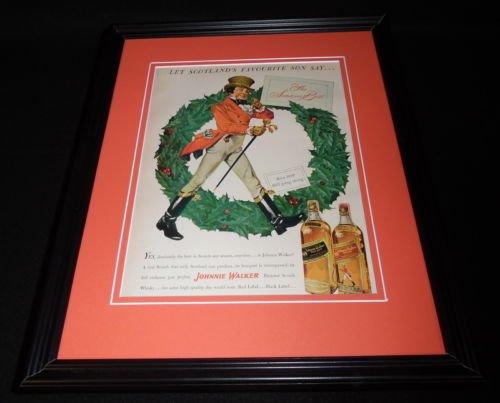 Original 1951 Framed Advertisement - 7