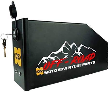 Raid Toolbox Caja de Herramientas Maleta Lateral BMW R1200 GS LC (Negro): Amazon.es: Coche y moto