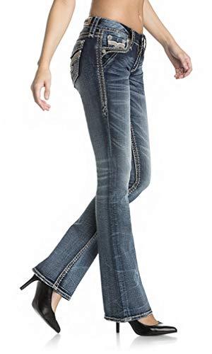 abf19eae4d8 Rock Revival - Womens Randi B204 Boot Cut Jeans   Weshop Vietnam