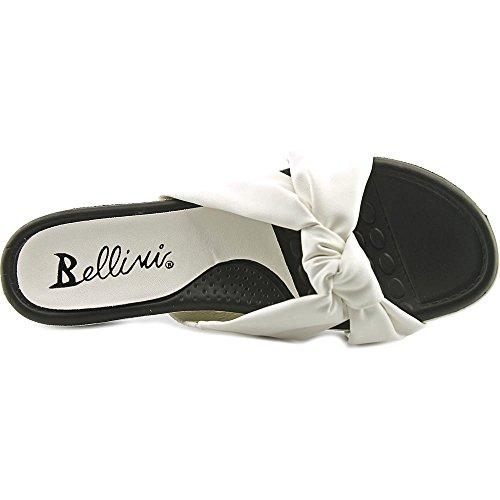 Sandali Da Donna Bellini Slip On Slides Sandali Casual Bianchi
