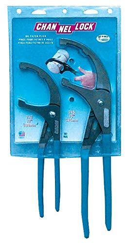 OKSLO Channellock Oil Filter Wrench Set 212 & 215