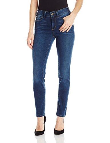 NYDJ Women's Uplift Alina Skinny Jeans In Future Fit Denim, Sea Breeze, 14 by NYDJ
