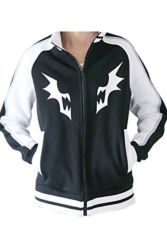 Ryuko Matoi Cosplay Costume (mingL KILL la KILL Ryuko Matoi Jacket Hoodie Cosplay Costume Coat Uniform)