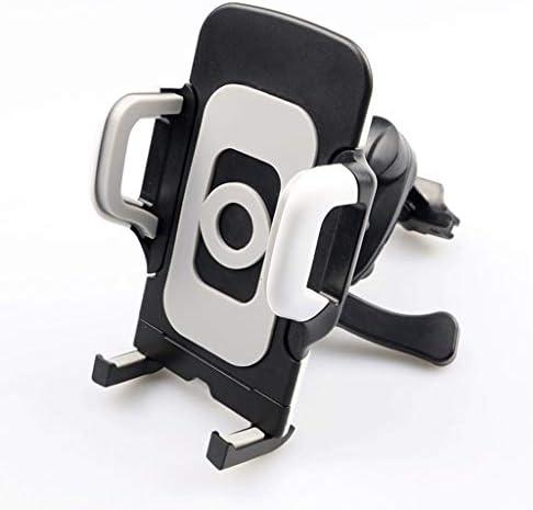 人間の特徴をもつ車の電話ブラケット、安定した出口の携帯電話ブラケット車のブラケット360°スマートフォンのための調節可能なGPSブラケット金は電話を傷つけません
