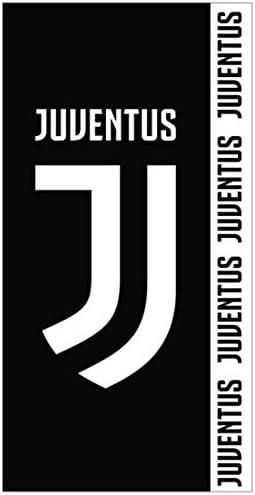 Toalla de Playa Oficial del FC Juventus (Serie A) (100% algodón y ...