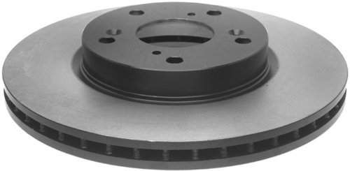 2002 Ultimax Discs - ACDelco 18A912 Professional Front Disc Brake Rotor Assembly