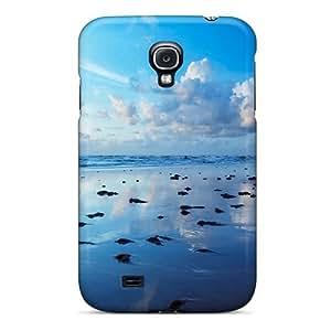 XiFu*MeiPerfect Blue Beach Sea Sky Case Cover Skin For Galaxy S4 Phone CaseXiFu*Mei