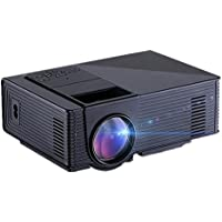 LightInTheBox HD 3000 Lumens 3D Vedio Business Home Projector, LED1080P,Keystone Correction,Cinema Support DVB-T, TV, HDMI,USB, VGA TF