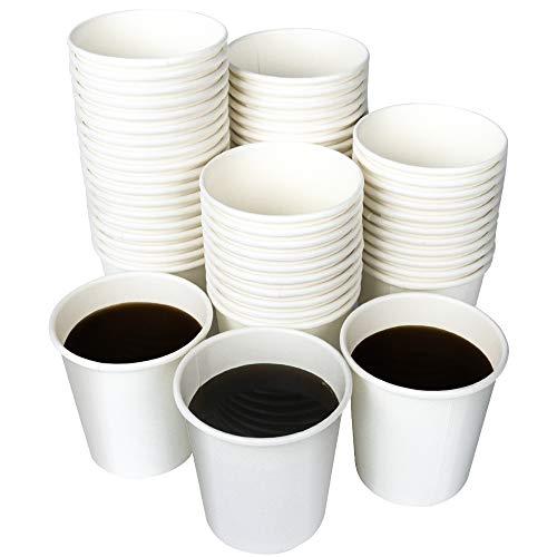 TashiBox 4 oz paper cups, 200 count (4 -