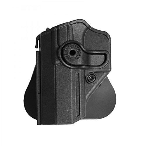 Polymer Holster for Jericho/baby Eagle PSL Polymer Frame (9mm/.40) - Left ()