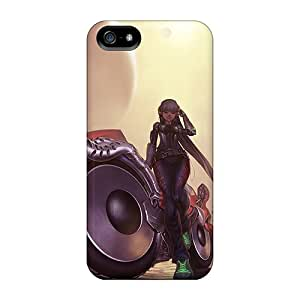 Fashionable Style Case Cover Skin For Iphone 5/5s- Cgart
