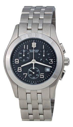Alliance Chrono Mens Watch - Victorinox Swiss Army Men's 241049 Classic Alliance Watch