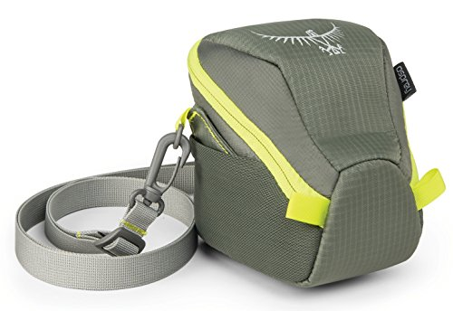 Osprey UltraLight Camera Case, Shadow Grey, Large (Best Camera For Hiking Backpacking)