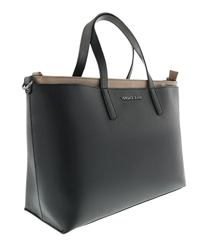 Versace-EE1VQBBS1-EMHX-Chocolate-ShopperTote