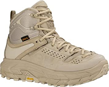 finest selection 1e25b ada34 Hoka One One Men's Tor Ultra Hi WP Oxford/Tan 11.5 M: Amazon ...