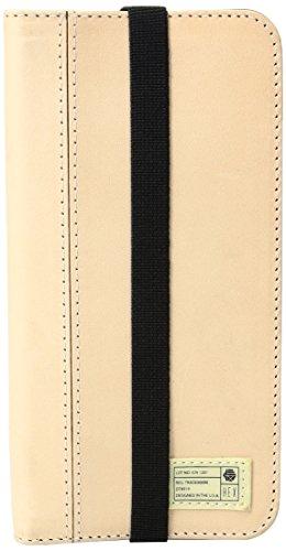 Hex Icon Wallet Case for iPhone 7 - Vachetta (Case Vachetta Leather)