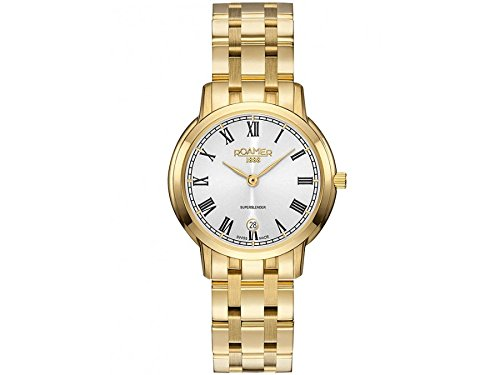 Roamer Ladies Watch Classic Line Ladies Superslender 515811 48 22 50