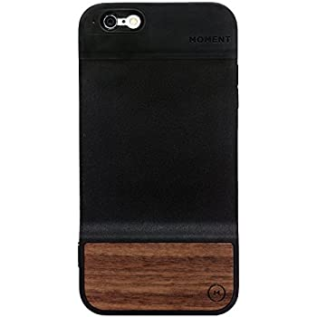 iPhone 6/6S (PLUS) Case || Moment Original Photo Case in Wood - Protective, bluetooth camera shutter remote for iPhone
