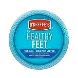O'Keeffe's Healthy Feet Cream, 3.2-Ounce Jar