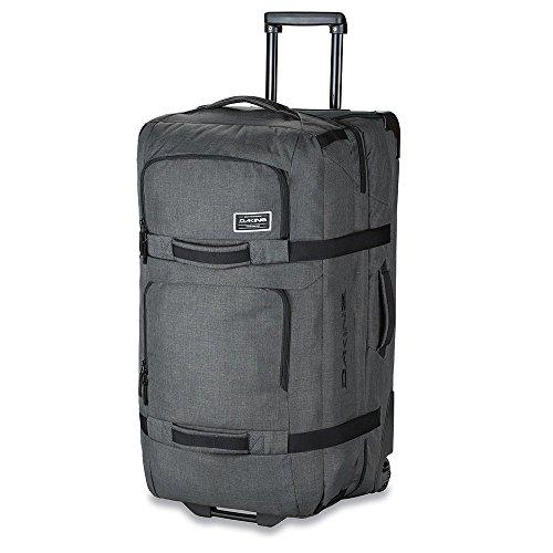 Dakine Unisex Split Roller Wheeled Travel Bag, 110l, Carbon