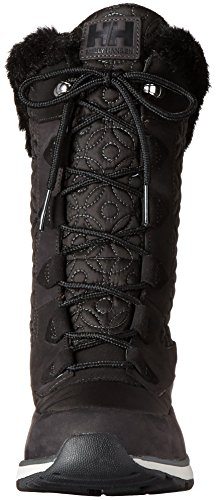 Helly Hansen Womens W Snowbird HT-W Cold Weather Boot Jet Black/Ebony/New Light Grey rOqu0fLa
