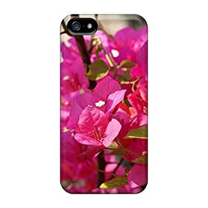CarlHarris Cases Covers For Iphone 5/5s - Retailer Packaging Bouganville Protective Cases