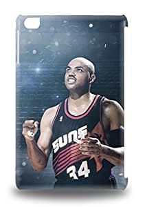 New NBA Phoenix Suns Charles Barkley #34 Tpu Skin 3D PC Case Compatible With Ipad Mini/mini 2 ( Custom Picture iPhone 6, iPhone 6 PLUS, iPhone 5, iPhone 5S, iPhone 5C, iPhone 4, iPhone 4S,Galaxy S6,Galaxy S5,Galaxy S4,Galaxy S3,Note 3,iPad Mini-Mini 2,iPad Air )