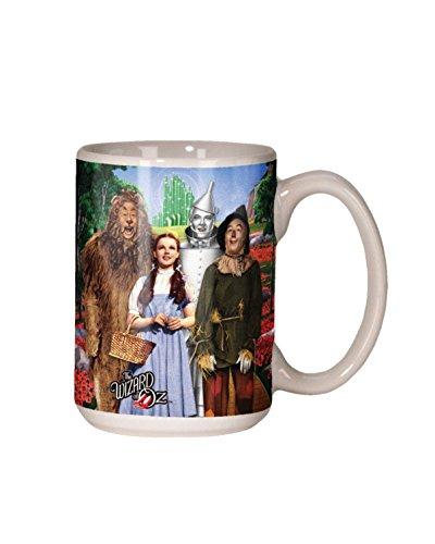 Spoontiques Wizard of oz ceramic Coffee Mug, Multicolor