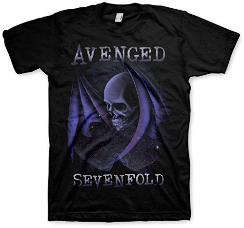 Avenged Sevenfold - Death Star T-Shirt (Large)