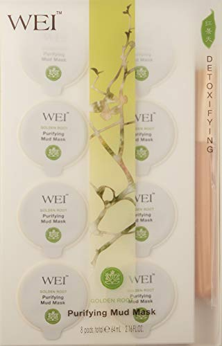 Wei Golden Root Purifying Mud Mask 2.4 oz by WEI Beauty (Image #2)