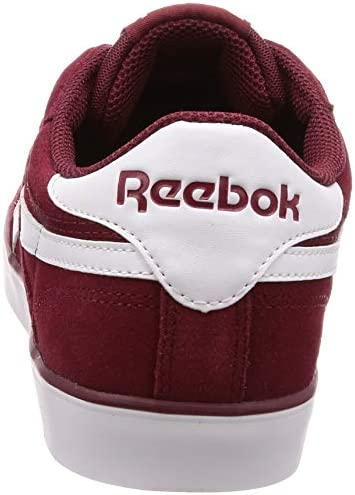 Reebok Herren Revenge Plus Mu Tennisschuhe, Burgunderrot, 38
