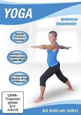 Yoga - Einfach Beginnnen [Anfänger] [Alemania] [DVD]: Amazon ...