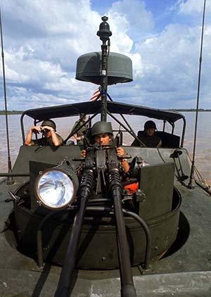 Us Navy Patrol Boats - 1