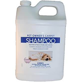 Kirby Shampoo Pet Owners Gallon #237507S