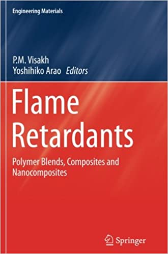 Book Flame Retardants: Polymer Blends, Composites and Nanocomposites (Engineering Materials)