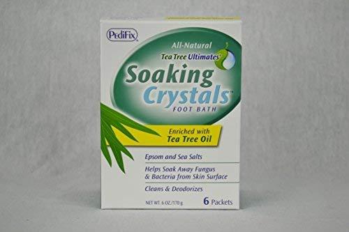 Bestselling Foot Scrubs, Salts & Soaks