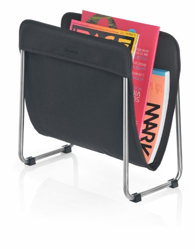 Blomus Magazine Rack (Levio Magazine Holder Finish: Black)