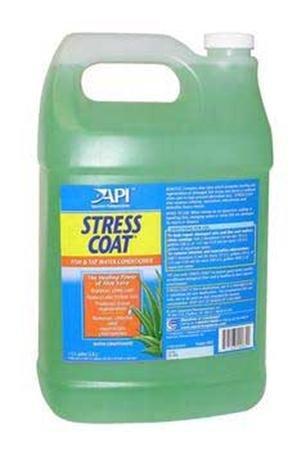 Ap Stress Coat 1Gal Aquarium Pharmaceuticals Stress Coat