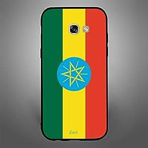 Samsung Galaxy A5 2017 Ethiopia Flag