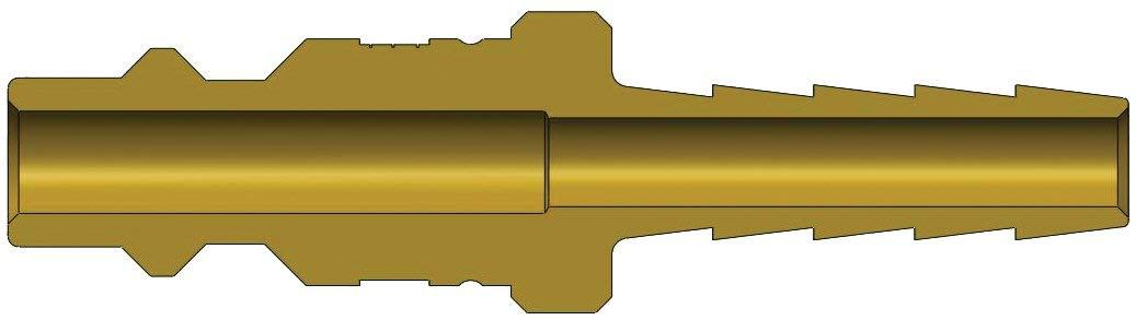 Nipple 3 8 Coupling X 3 8 Hose Id Barbed Dixon Valve D3s3 Steel Industrial Interchange Pneumatic Fitting 2 21 Length 3 8 Coupling X 3 8 Hose Id Barbed 2 21 Length Dixon Valve Coupling Valves